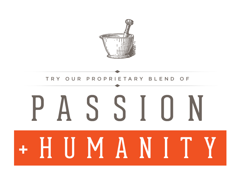 Passion and Humanity